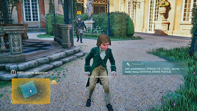 Arno uczy się kradzieży. - 01 - Wspomnienia z Wersalu | Solucja AC Unity - Assassins Creed: Unity - poradnik do gry