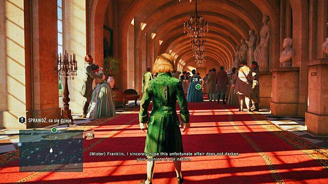 Tragedia w Wersalu. - 01 - Wspomnienia z Wersalu | Solucja AC Unity - Assassins Creed: Unity - poradnik do gry