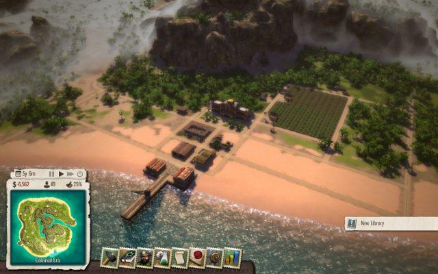 Standardowy początek - 2. Porady ogólne - Tropico 5 w 10 prostych krokach