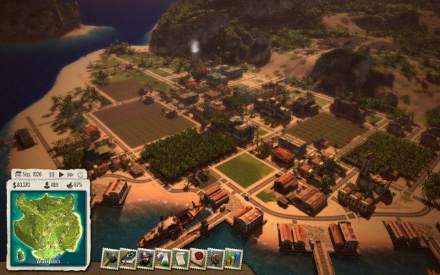 Po odpowiedniej rozbudowie... - 2. Porady ogólne - Tropico 5 w 10 prostych krokach