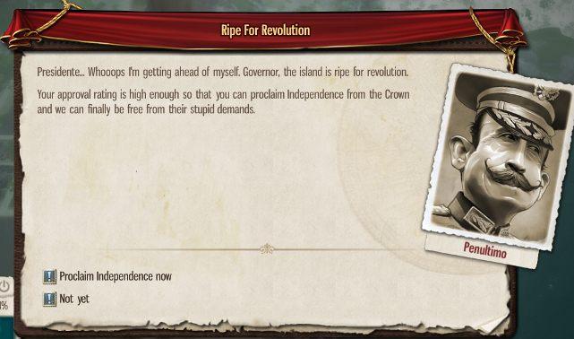 Viva la revolucion! - 4. Awans do nowej Ery - Tropico 5 w 10 prostych krokach