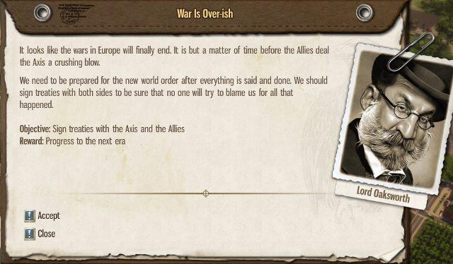 Schyłek wojny - 4. Awans do nowej Ery - Tropico 5 w 10 prostych krokach
