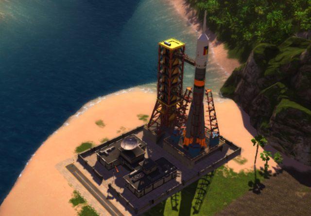 Program kosmiczny - 4. Awans do nowej Ery - Tropico 5 w 10 prostych krokach
