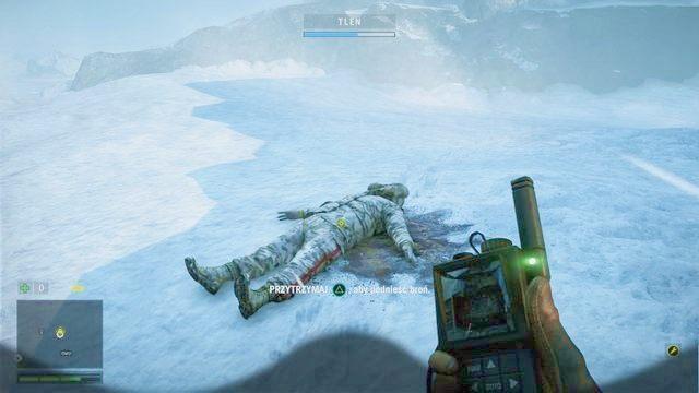 Pierwszy pakunek. - Kazanie na górze - Zadania główne - Far Cry 4 - poradnik do gry