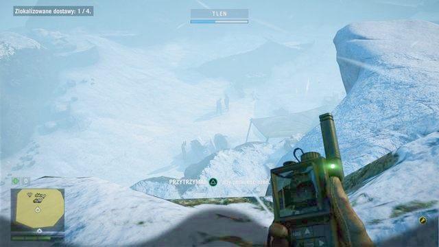 W obozie warto zabić przeciwników i podnieść filtry powietrza. - Kazanie na górze - Zadania główne - Far Cry 4 - poradnik do gry