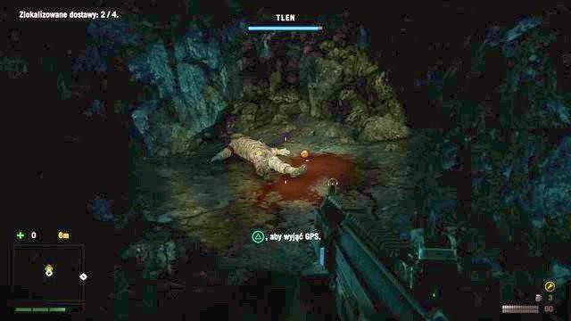 Kolejny pakunek znajdziesz w jaskini. Uważaj na grasującego w niej niedźwiedzia. - Kazanie na górze - Zadania główne - Far Cry 4 - poradnik do gry