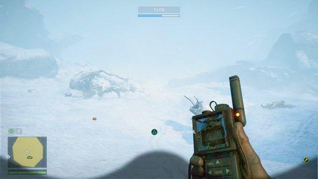 Pamiętaj o używaniu lokalizatora GPS, dzięki któremu dość szybko zlokalizujesz potrzebne paczki. - Kazanie na górze - Zadania główne - Far Cry 4 - poradnik do gry