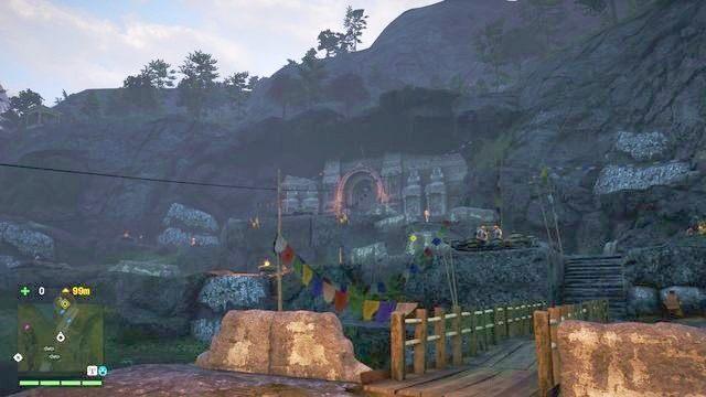Klasztor robi wrażenie. - Wymiana kulturalna - Zadania główne - Far Cry 4 - poradnik do gry
