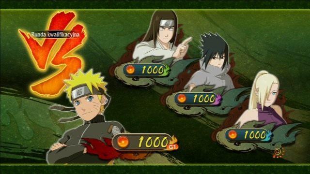 Walczył będziesz z trzema przeciwnikami, w systemie każdy na każdego. - Runda kwalifikacyjna - Światowy Turniej Ninja - Klasa D - Naruto Shippuden: Ultimate Ninja Storm Revolution - poradnik do gry