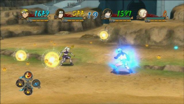 Zbieraj kule walki i doprowadź ich wskaźnik u przeciwnika do 0, by wyłączyć go z walki! - Runda kwalifikacyjna - Światowy Turniej Ninja - Klasa D - Naruto Shippuden: Ultimate Ninja Storm Revolution - poradnik do gry