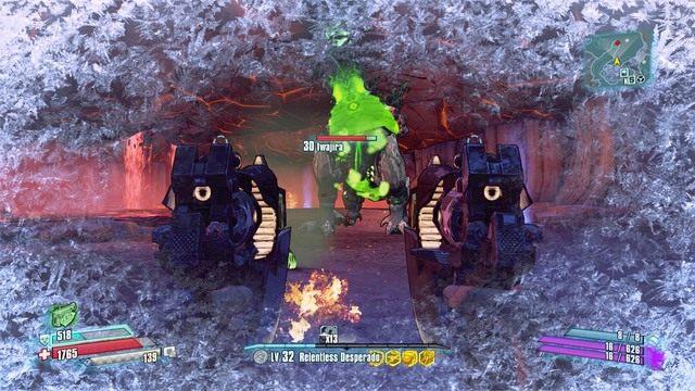 Walka z Iwajirą - Iwajira - Bossowie i taktyki - Borderlands: The Pre-Sequel! - poradnik do gry