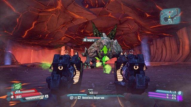 Iwajira - ukryty boss w grze - Iwajira - Bossowie i taktyki - Borderlands: The Pre-Sequel! - poradnik do gry