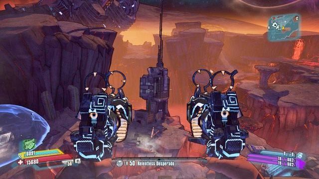 Jak tylko zbierzesz wymagane przedmioty popatrz przed siebie - Nel - Bossowie i taktyki - Borderlands: The Pre-Sequel! - poradnik do gry