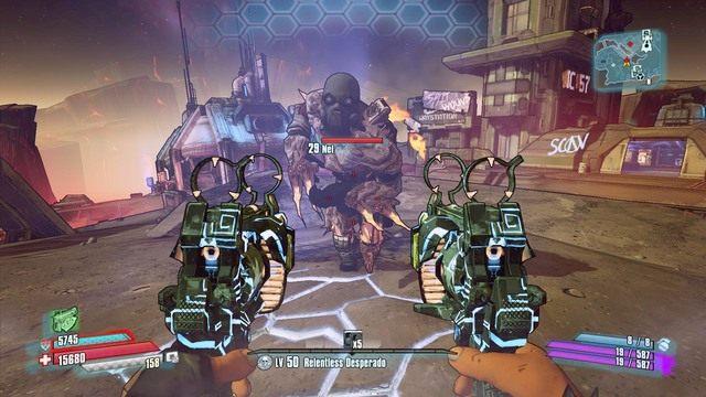 Nel - Ukryty boss w grze - Nel - Bossowie i taktyki - Borderlands: The Pre-Sequel! - poradnik do gry