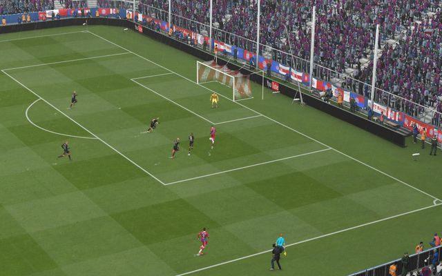 Strzał po długim rogu będzie idealną finalizacją tej akcji! - Kontra - Atak - FIFA 15 - poradnik do gry
