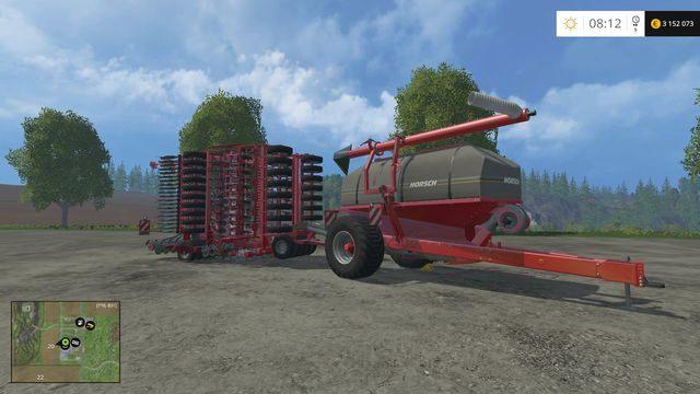 Model: Pronto 9 SW - Siewniki - Opis maszyn - Farming Simulator 15 - poradnik do gry