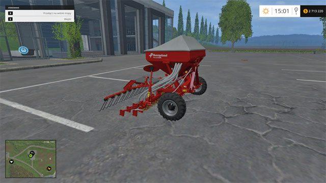 Model: DL - Siewniki - Opis maszyn - Farming Simulator 15 - poradnik do gry