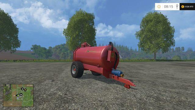 Model: ST 1800 - Zbiorniki gnojówki - Opis maszyn - Farming Simulator 15 - poradnik do gry