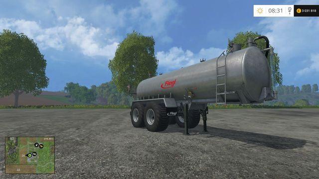 Model: STF 25000 VC - Zbiorniki gnojówki - Opis maszyn - Farming Simulator 15 - poradnik do gry