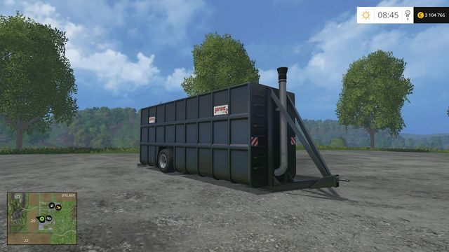 Model: FRC - Zbiorniki gnojówki - Opis maszyn - Farming Simulator 15 - poradnik do gry