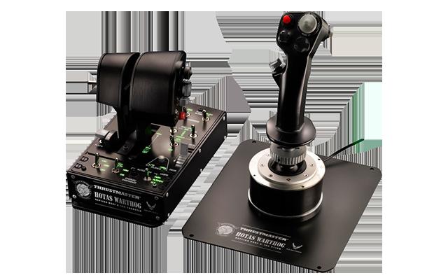 System HOTAS pozwala graczowi na kontrolowanie praktycznie wszystkich aspektów lotu bez odrywania rąk od kontrolerów - HOTAS (Hands on Throttle and Stick) | Sterowanie w Elite Dangerous - Elite: Dangerous - poradnik do gry