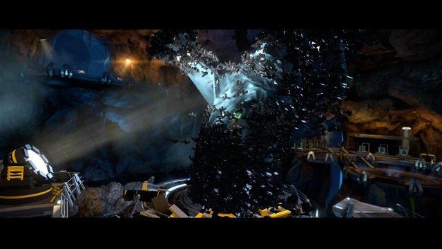 Walkę z kontrolowanym Batmanem będziesz mógł odbyć podczas wykonywania misji Batmolka - Kontrolowany Batman - Bossowie i taktyki - LEGO Batman 3: Poza Gotham - poradnik do gry