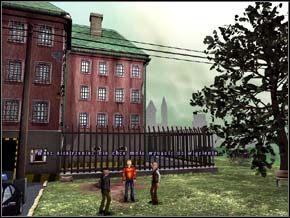 Zapytałem dozorcę o możliwość zobaczenia się z Santusowem - PARYŻ rok 2011 - część 7 - Strażnik Czasu - poradnik do gry