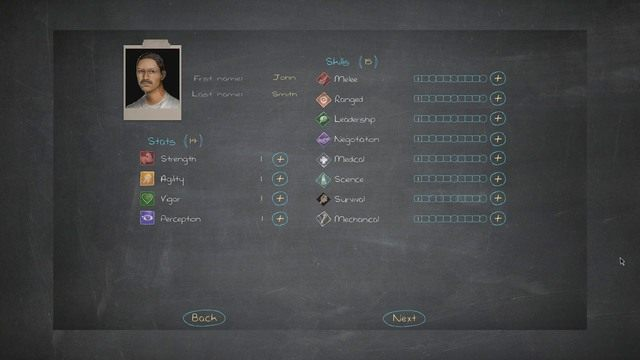 Dead State oferuje ograniczony wybór umiejętności - Tworzenie postaci - Bohater i umiejętności - Dead State - poradnik do gry