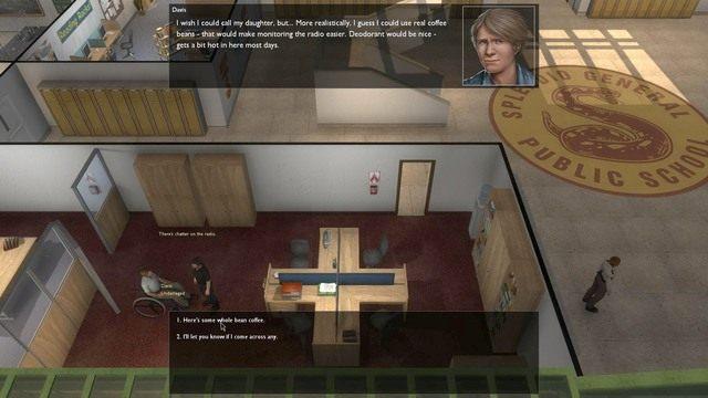 Davis jest jednym z twoich podstawowych sojuszników - Dostępni sojusznicy - Dead State - poradnik do gry