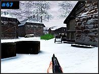 Teraz wyjdź na zewnątrz przez drugie wyjście - Misja 4 - Into the Woods - Medal of Honor: Allied Assault - Spearhead - poradnik do gry