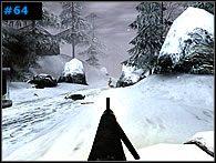 Kiedy tylko się do niego zbliżysz, droga zaroi się od wrogich żołnierzy [#64] - Misja 4 - Into the Woods - Medal of Honor: Allied Assault - Spearhead - poradnik do gry