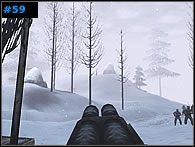 7 - Misja 4 - Into the Woods - Medal of Honor: Allied Assault - Spearhead - poradnik do gry