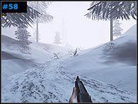 Kiedy czołg będzie już tylko wspomnieniem, ruszaj dalej drogą, tym razem prawą stroną (tym razem czeka Cię kolejny zakręt w prawo) - Misja 4 - Into the Woods - Medal of Honor: Allied Assault - Spearhead - poradnik do gry