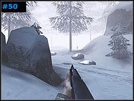 1 - Misja 4 - Into the Woods - Medal of Honor: Allied Assault - Spearhead - poradnik do gry