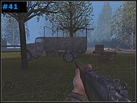 7 - Misja 3 - The Other Side of the River - Medal of Honor: Allied Assault - Spearhead - poradnik do gry