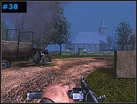5 - Misja 3 - The Other Side of the River - Medal of Honor: Allied Assault - Spearhead - poradnik do gry