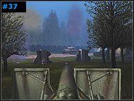Nie będzie to łatwe zadanie - Misja 3 - The Other Side of the River - Medal of Honor: Allied Assault - Spearhead - poradnik do gry