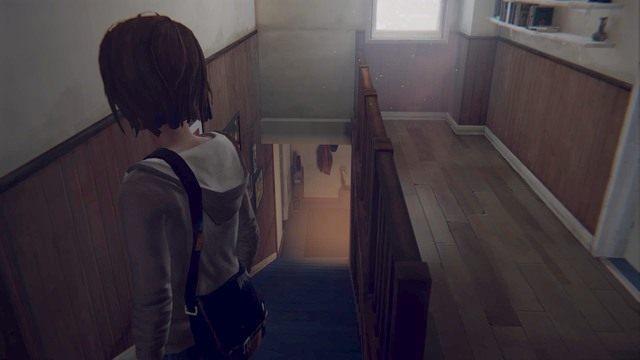 Kolejną decyzją jest moment, w którym przeszukujesz dom Chloe - Decyzje | Epizod 1 - Chrysalis - Life is Strange - poradnik do gry