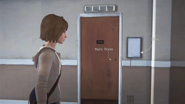 Piąte zdjęcie możesz wykonać w swoim pokoju w akademiku - Zdjęcia | Epizod 1 - Chrysalis - Life is Strange - poradnik do gry
