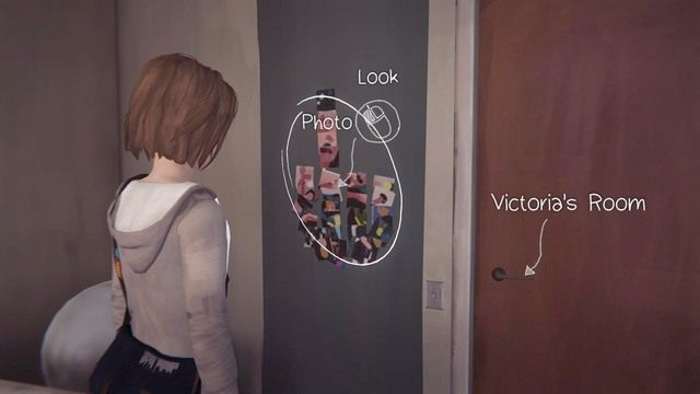 Szóste zdjęcie możesz wykonać będąc w pokoju Victorii - Zdjęcia | Epizod 1 - Chrysalis - Life is Strange - poradnik do gry