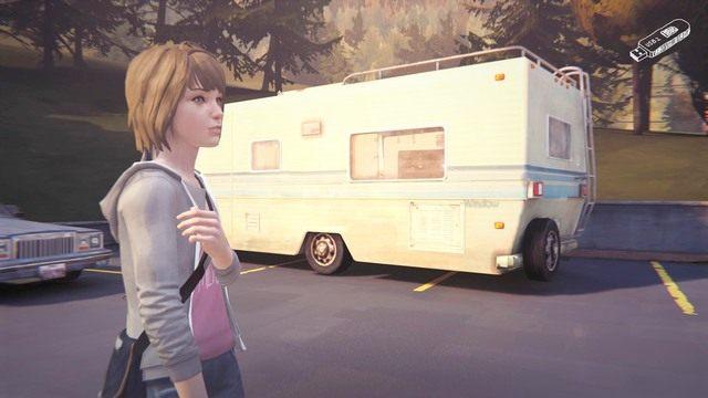 Ósme zdjęcie będziesz mógł wykonać na parkingu - Zdjęcia | Epizod 1 - Chrysalis - Life is Strange - poradnik do gry
