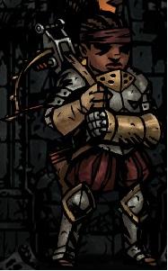Kuszniczka łączy cechy postaci skupiającej się na zadawaniu jak największych obrażeń, jak i klasy wspierającej, oferującej całą masę przydatnych zdolności, które wzmacniając drużynę i osłabiają wrogów - Kuszniczka w Darkest Dungeon / Arbalest | Klasy bohaterów - Darkest Dungeon - poradnik do gry