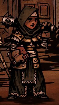 Vestal jest odpowiednikiem typowego kapłana, który razi nieumarłych przeciwników boską mocą oraz wzmacnia i uzdrawia własnych towarzyszy przy pomocy zaklęć kapłańskich - Kapłanka / Vestal | Klasy bohaterów - Darkest Dungeon - poradnik do gry