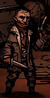 Oprych jest jedną z klas trafiających do kategorii łotrzyków - Oprych / Highwayman - Klasy bohaterów - Darkest Dungeon - poradnik do gry