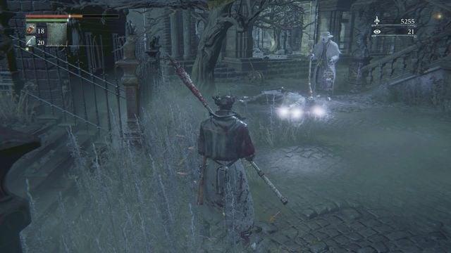 Wgląd ma wpływ na ataki niektórych przeciwników. - Wgląd w Bloodborne - Bloodborne - poradnik do gry