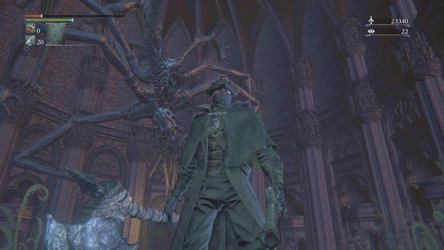 Krewnych Amygdali możesz zobaczyć po zdobyciu odpowiedniej ilości Wglądu. - Wgląd w Bloodborne - Bloodborne - poradnik do gry