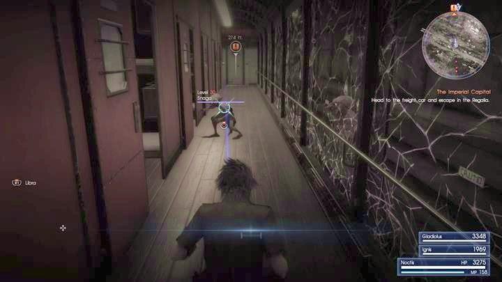 Nie walcz z daemonami i biegnij na tył pociągu - Chapter 13 - Redemption - Final Fantasy XV - poradnik do gry