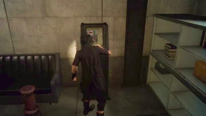 Ulepsz kartę dostępu do kolejnego poziomu - Chapter 13 - Redemption - Final Fantasy XV - poradnik do gry
