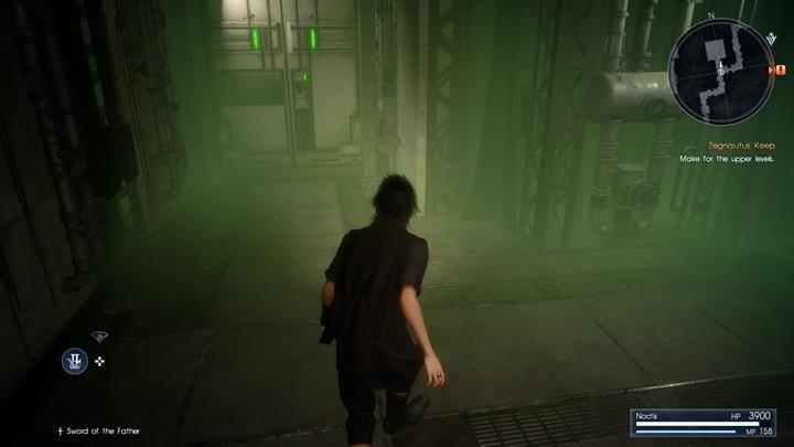 Gaz odbiera Noctisowi punkty życia - Chapter 13 - Redemption - Final Fantasy XV - poradnik do gry
