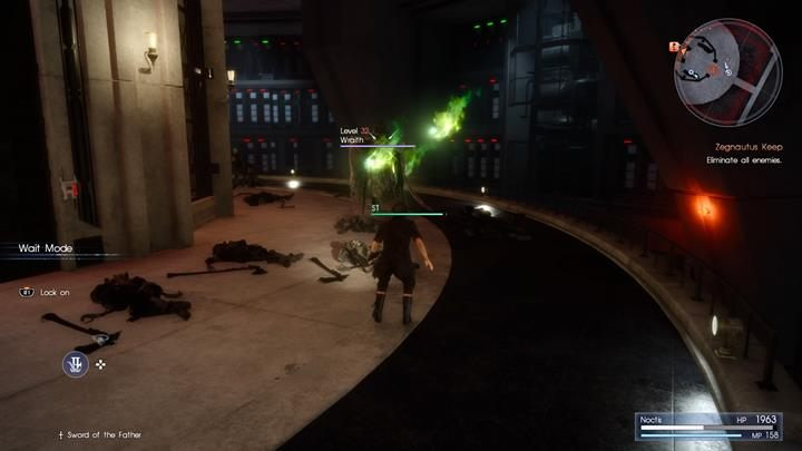 Czeka Cię sporo walk z mocnymi przeciwnikami - Chapter 13 - Redemption - Final Fantasy XV - poradnik do gry